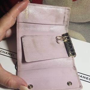 CHANEL Accessories - Authentic Chanel key holder